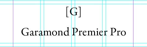 Garamond Premiere Pro