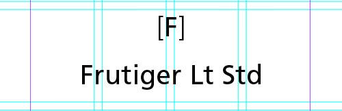 Frutiger Lt Std