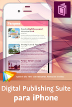 Digital Publishing Suite para iPhone