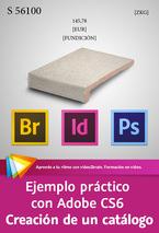 Ejemplo práctico con Adobe CS6. Creación de un catálogo