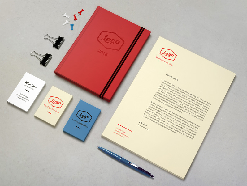 Identity / Branding MockUp