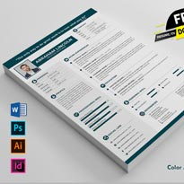 Free Resume/CV Templates Download
