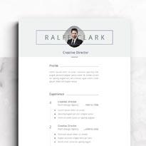 Minimal Cv / Resume Template
