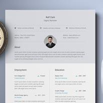 Classy Resume Template