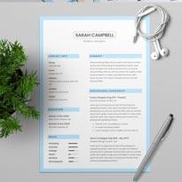 Free Resume Microsoft Word Template