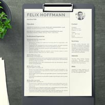 Resume | Free Template