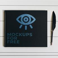 PSD Book Mockup