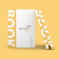 FREE BOOK COVER MOCKUPS
