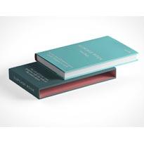 Psd Slipcase Book Mockup Vol6