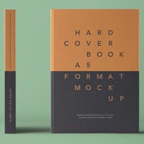 Psd A5 Hardcover Book Vol4
