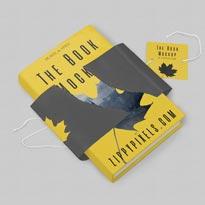 Free Customizable Hardcover Mockup