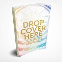 5 x 8 Paperback Ebook Mockup Template