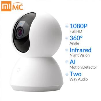 Xiaomi Mijia Mini IP Camera Wifi 1080P HD Infrared Night Vision 360 Degree Wireles