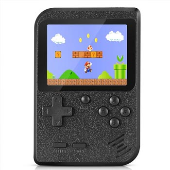 Gocomma Built-in 400 Classic Games Handheld Game Console