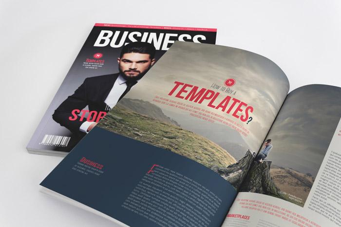50 premium indesign templates stockindesign business magazine template cheaphphosting Images