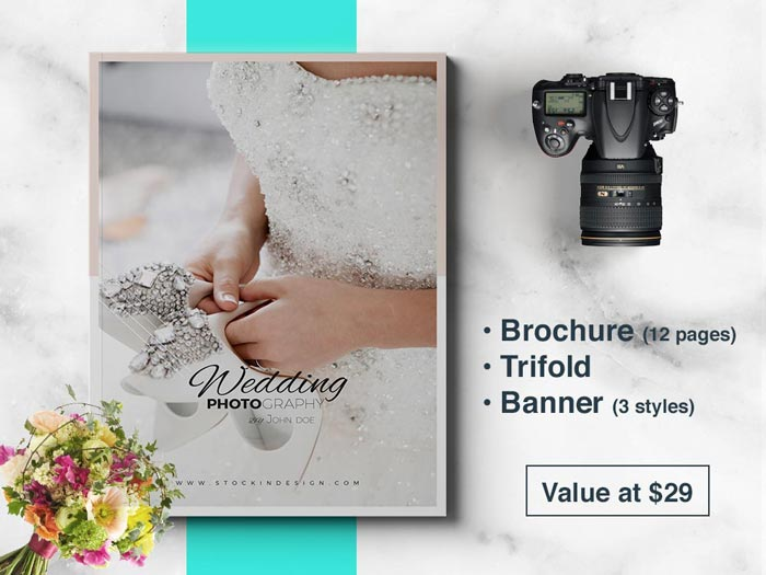 Bundle 4: Wedding Photographer
