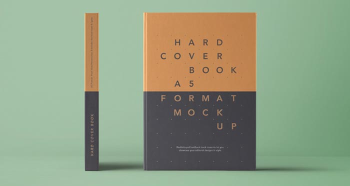 A5 Hardcover Book Vol4