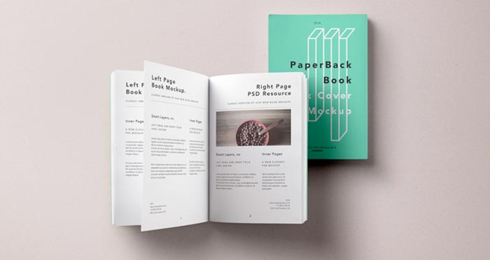 80 best free book mockups for graphic designers stockindesign