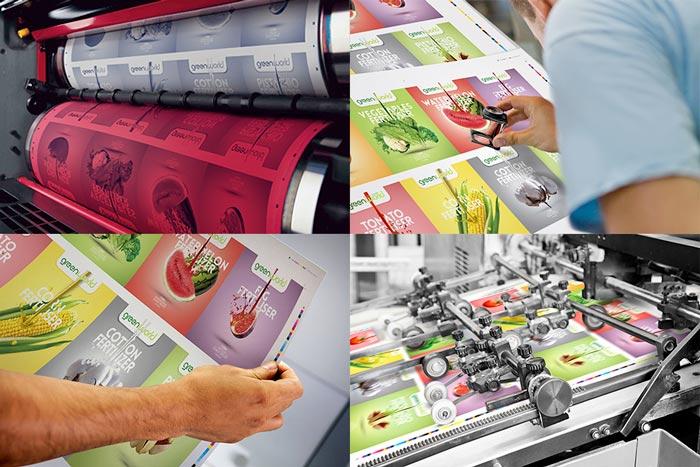 Printing MockUp